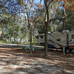 High springs campground