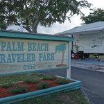 Palm beach traveler park
