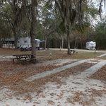 Spirit of the suwannee music park campground