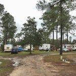Lake kristina campground