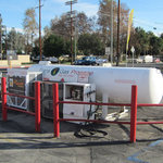 76 gas station reseda ca