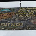 Loughman lake lodge