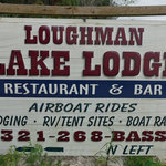 Loughman lake lodge