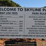 Skyline wilderness park