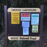 Emerson campground