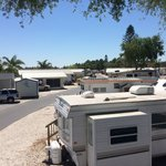 Tampa south rv resort