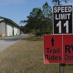 Arnetts gulfside trail rides campground