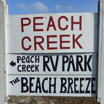 Peach creek rv park
