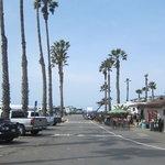 Faria beach park