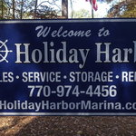Holiday harbor marina and resort