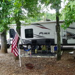 Yonah mountain camping resort