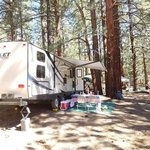Fish creek california campground