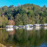Bald mountain camping resort