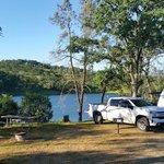Spanish flat campground