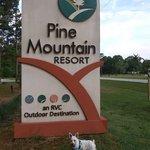 Pine mountain rv resort