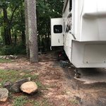Stone mountain park campground ga