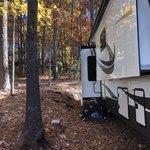 Stone mountain park campground ga