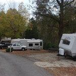 Big oak rv park georgia