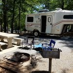 Blanton creek campground
