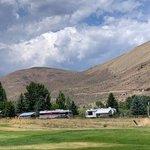 Challis golf course rv park