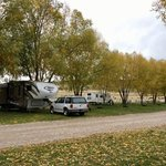 Downata hot springs campground