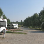 Buffalo run campground