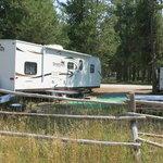 Yellowstone rv park macks inn