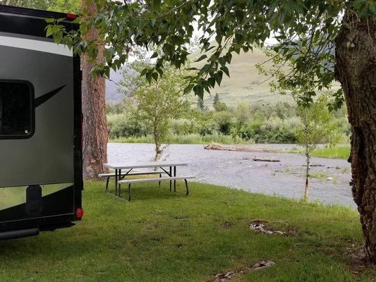 Wagonhammer rv park campground