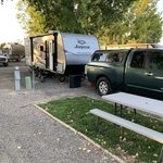 Oregon trail campground