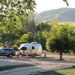 Monroe creek campground