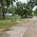 Palace campground