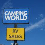 Camping world valencia ca