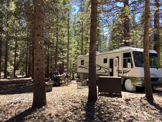 Glass Creek Campground Photos Campendium