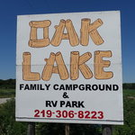 Oak lake family campground