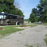 Michigan city campground