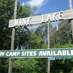 Mink lake campground