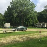 R campground