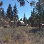 Granite flat campground