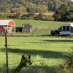 Hutchinson family farm campground