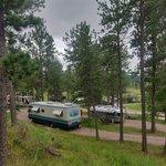 Beaver lake campground south dakota