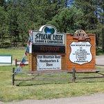 Spokane creek resort