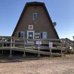 Tee pee campground