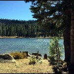Gumboot lake campground