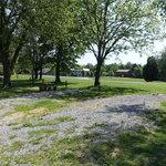 Pioneer playhouse campground