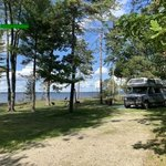 Little bay de noc campground