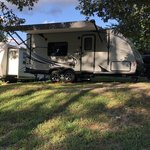 Crockett frontier campground