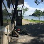 Hillman ferry campground