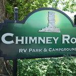 Chimney rock campground