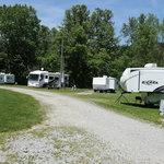 Camp nelson rv park