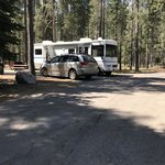 Haskins valley campground